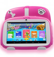 "iPuppy 7"" Interactive Kids tablet - 2 Colours!"
