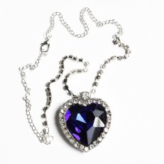 Heart Of The Ocean Replica Necklace