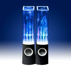 Water Dancing Speakers