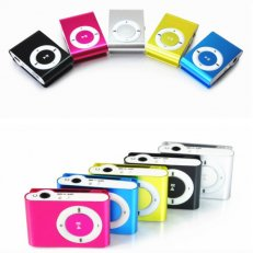 Shuffling Mp3 Players