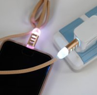 Led Charging Cable For Mobile Phone